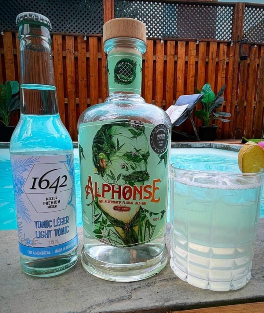Cocktail Apéro à Lévis